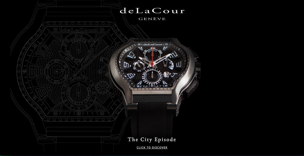 deLaCour Website