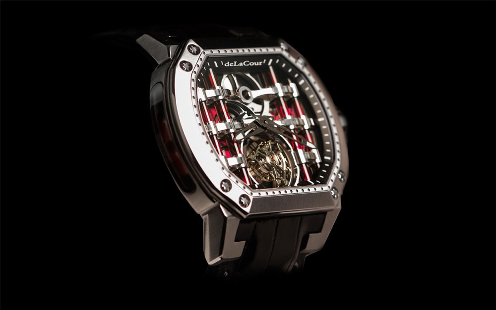 Reflect Tourbillon
