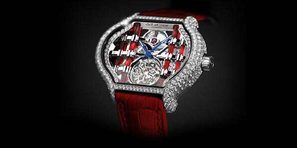 City Medium Tourbillon